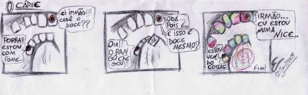 O_Cárie