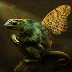 camaleao-com-borboleta